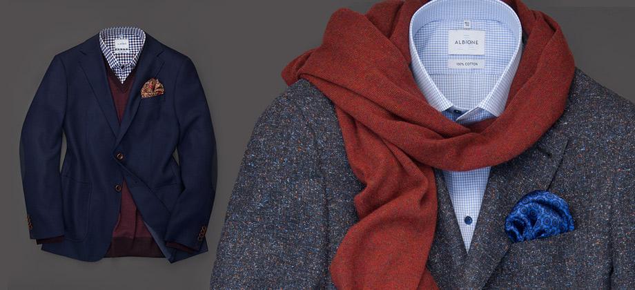 Чем отличаются мужские костюмы