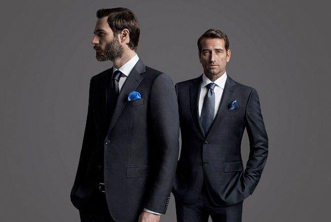 edf550e746ab Чем отличаются мужские костюмы - Блог - Albione