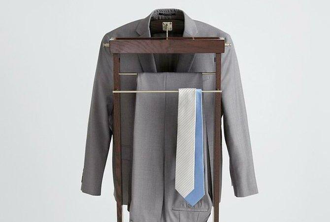 Правила хранения и ухода за мужскими костюмами